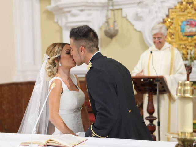 La boda de Fran y África en Málaga, Málaga 34