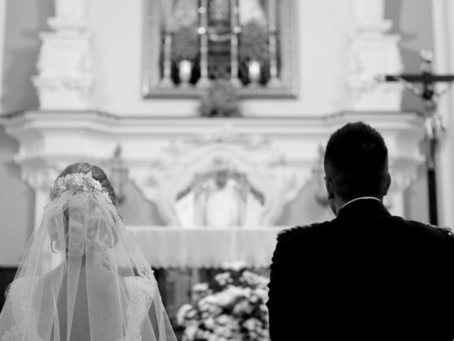 La boda de Fran y África en Málaga, Málaga 36