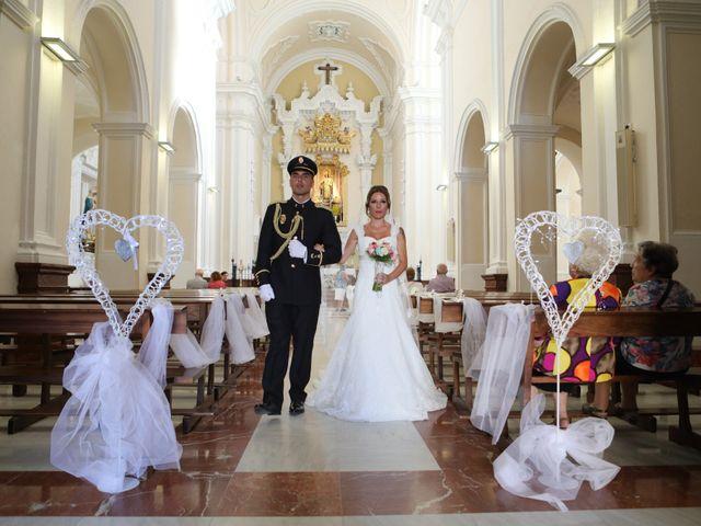 La boda de Fran y África en Málaga, Málaga 37