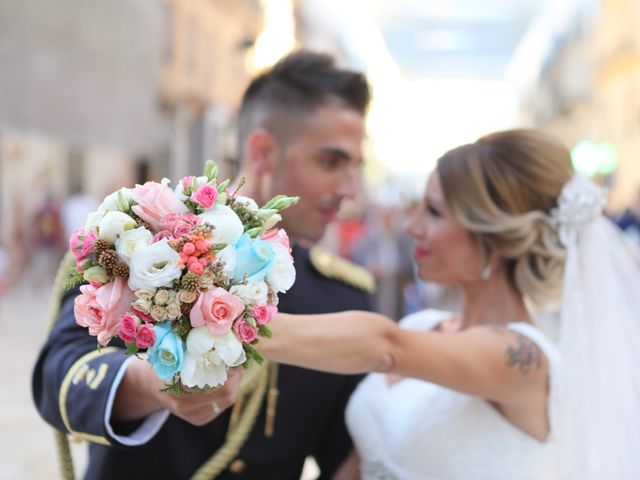 La boda de Fran y África en Málaga, Málaga 42