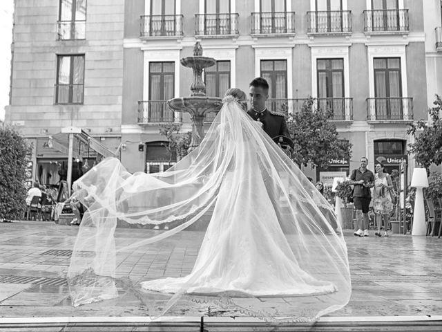 La boda de Fran y África en Málaga, Málaga 44