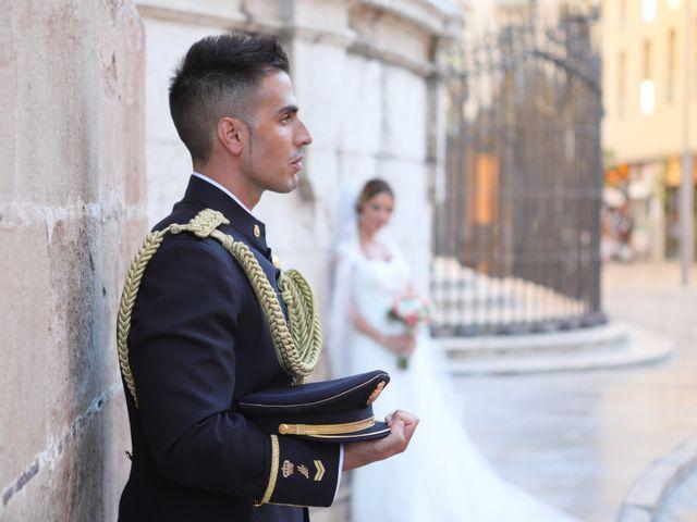La boda de Fran y África en Málaga, Málaga 46