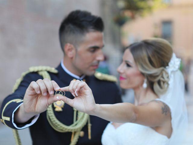 La boda de Fran y África en Málaga, Málaga 49