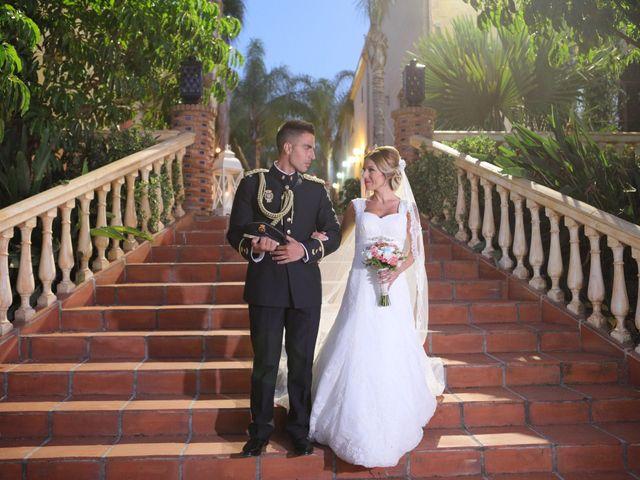 La boda de Fran y África en Málaga, Málaga 52
