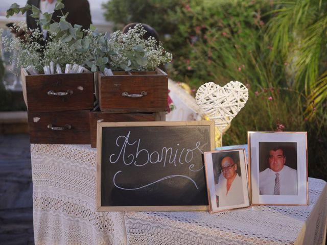 La boda de Fran y África en Málaga, Málaga 53