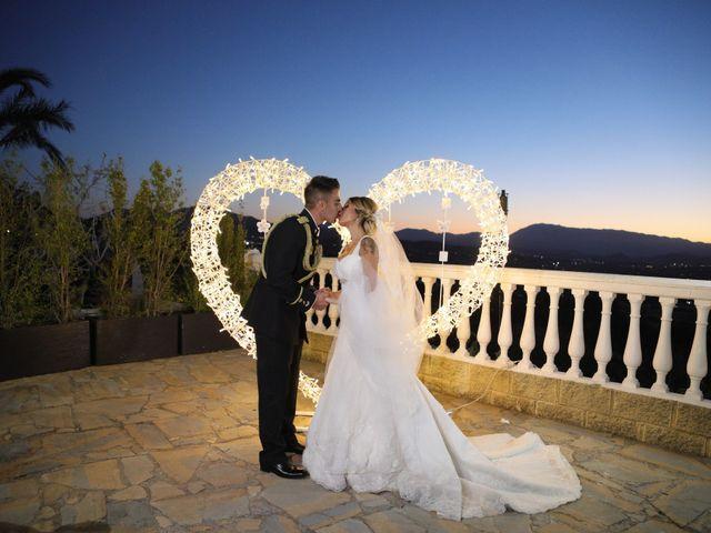 La boda de Fran y África en Málaga, Málaga 55