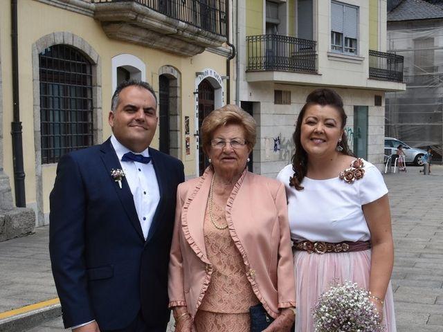 La boda de Jorge de Arriba Cubelos y Cristina López García  en Ponferrada, León 4