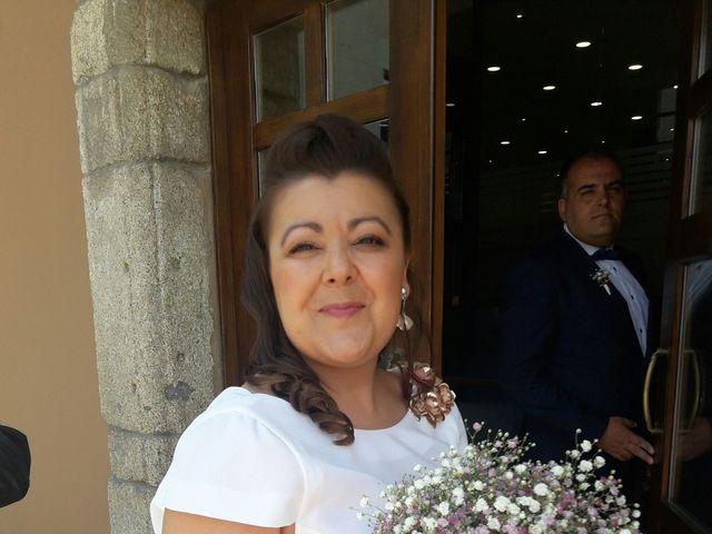 La boda de Jorge de Arriba Cubelos y Cristina López García  en Ponferrada, León 15