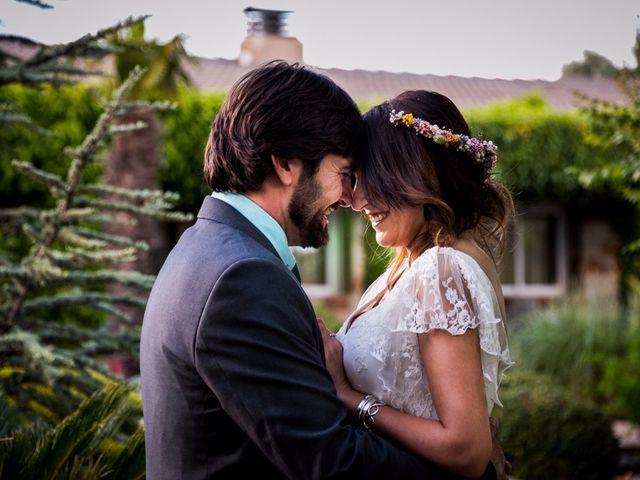 La boda de Patricia y Luisma