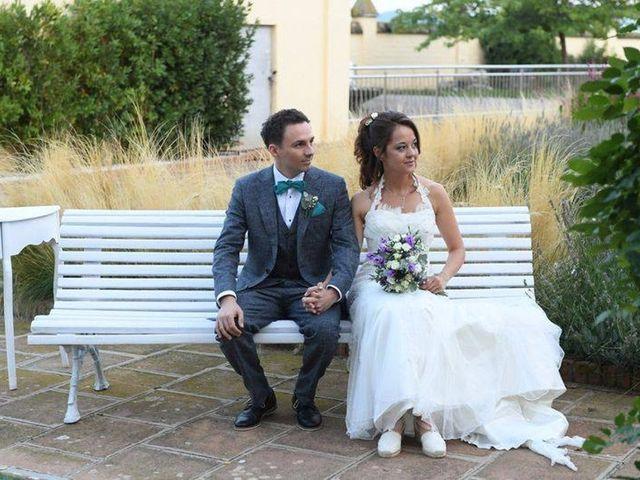 La boda de Rebeca y Javi