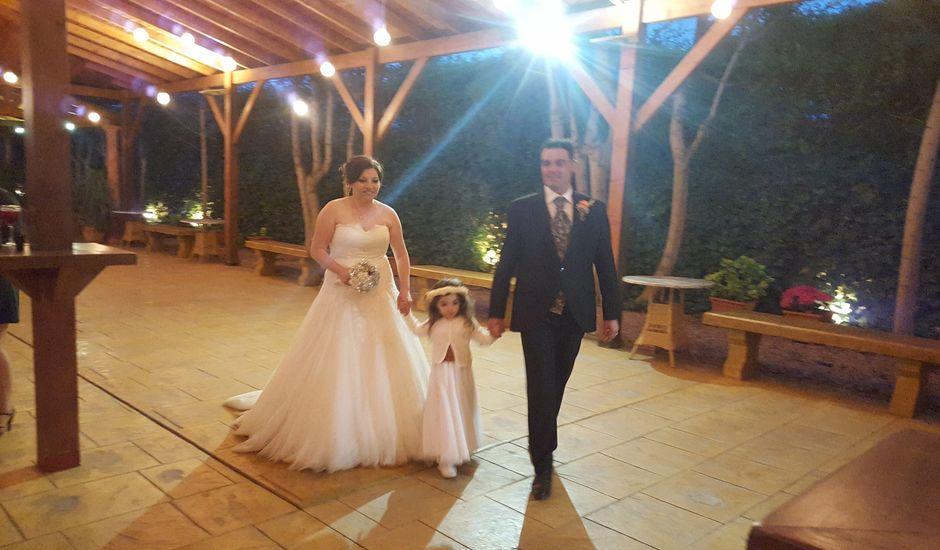 La boda de Francisco y Yolanda en Gojar, Granada