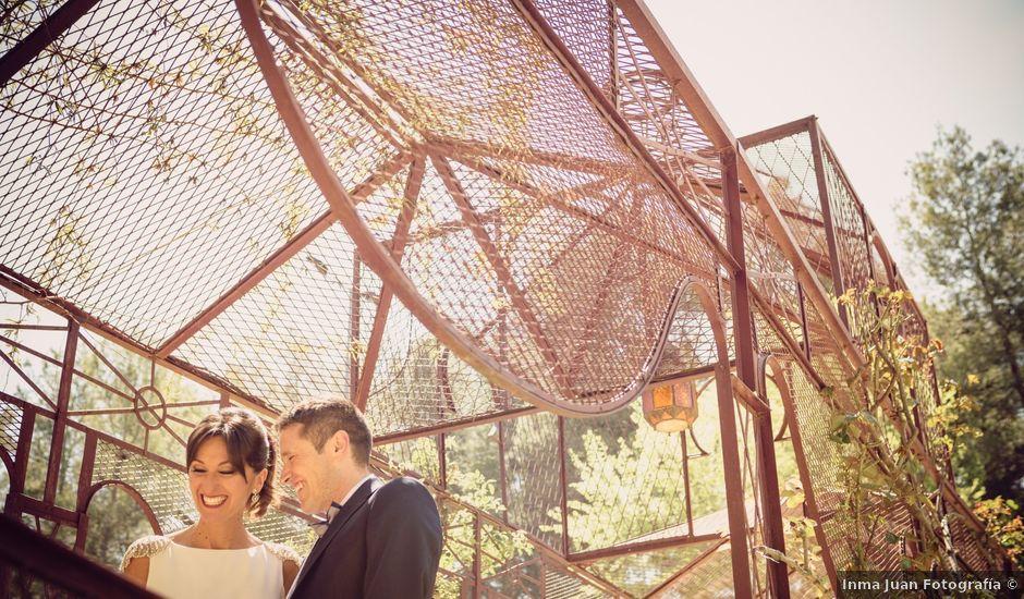La boda de Pepe y Laura en Biar, Alicante