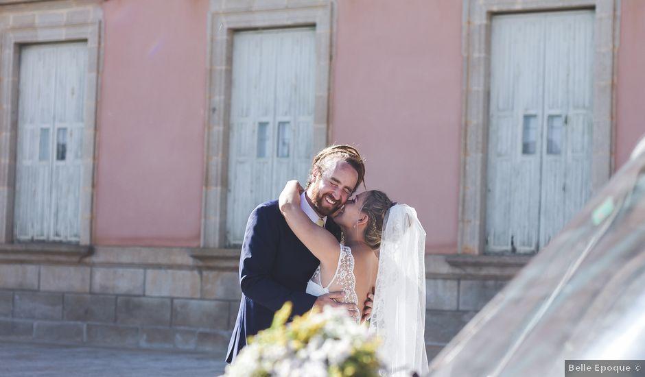 La boda de Toti y Riikka en Navas De Riofrio, Segovia