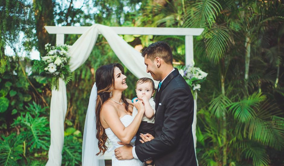 La boda de Lucas y Dayana en Arona, Santa Cruz de Tenerife