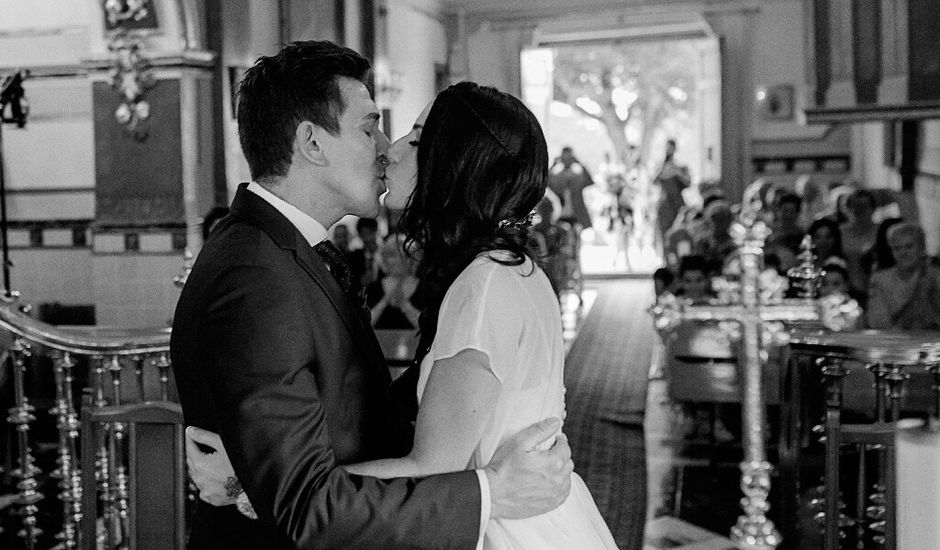 La boda de Ximo  y MariaXimo  en Onda, Castellón