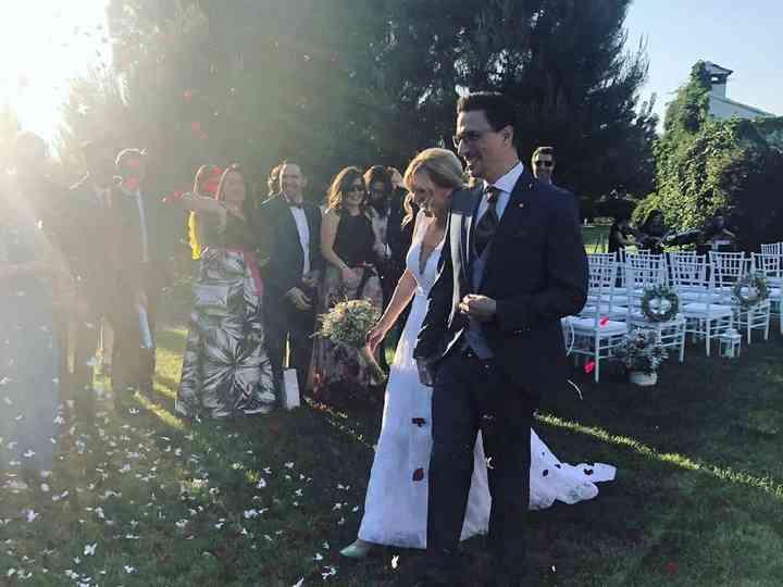 La boda de Maria  y Joaquin