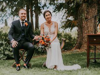 La boda de Carmen y Gabriele