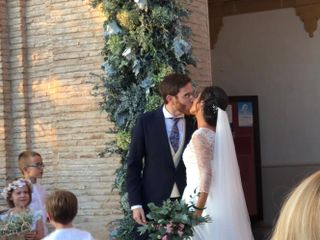 La boda de Antonio  y Belen 2