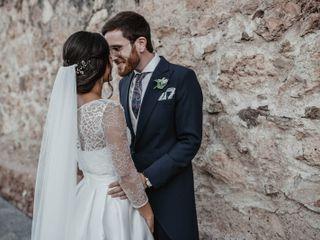 La boda de Antonio  y Belen