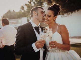 La boda de Lidia y Oscar