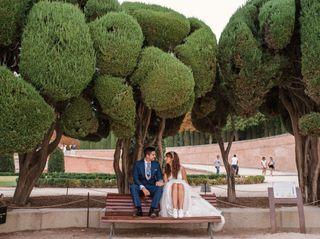 La boda de David y Silvia 1