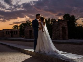 La boda de David y Silvia