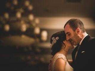 La boda de Sonia y Andy