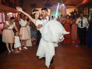 La boda de Jordi y Belinda