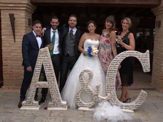 La boda de Canty y Alberto 1
