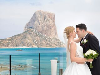 La boda de Miriam y Vicente