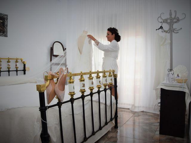 La boda de Angel y Manoli en Castuera, Badajoz 7