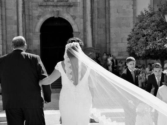 La boda de Angel y Manoli en Castuera, Badajoz 9