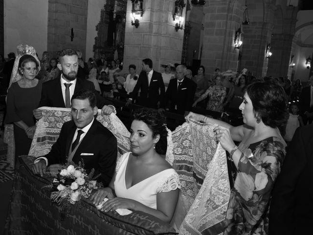 La boda de Angel y Manoli en Castuera, Badajoz 10