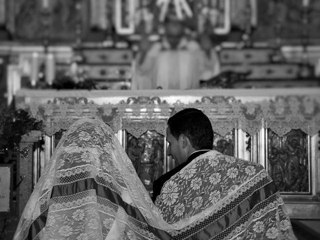 La boda de Angel y Manoli en Castuera, Badajoz 11