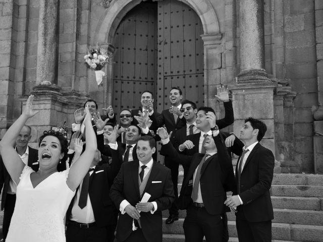 La boda de Angel y Manoli en Castuera, Badajoz 12