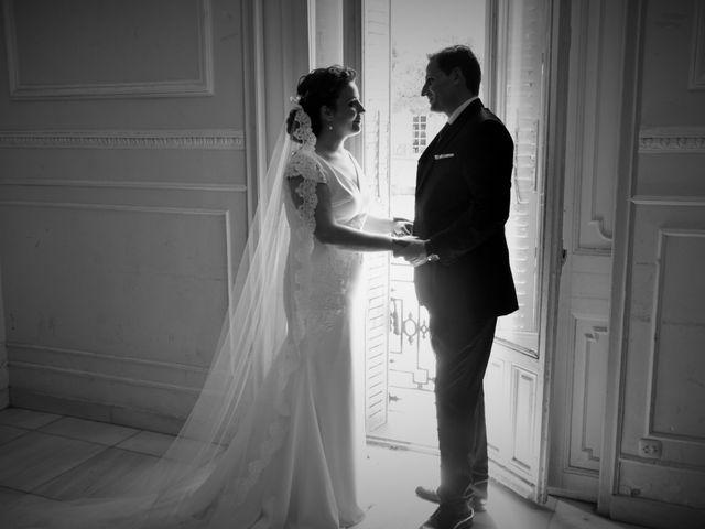 La boda de Manoli y Angel