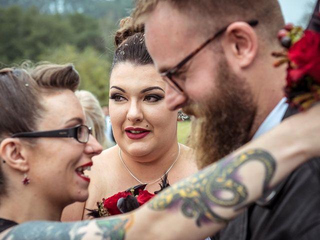 La boda de David y Lorena en Caranceja, Cantabria 21