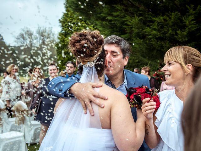 La boda de David y Lorena en Caranceja, Cantabria 22
