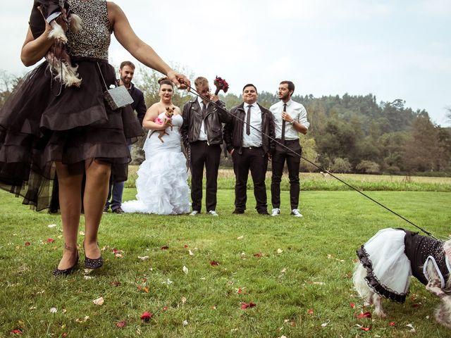 La boda de David y Lorena en Caranceja, Cantabria 25