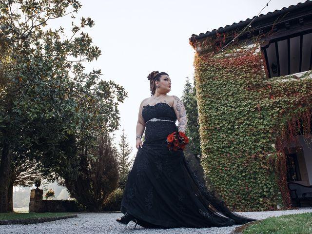 La boda de David y Lorena en Caranceja, Cantabria 37