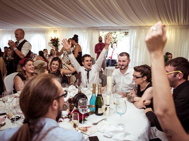 La boda de David y Lorena en Caranceja, Cantabria 52