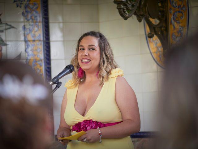 La boda de Patricia y Andrea en Galapagar, Madrid 14