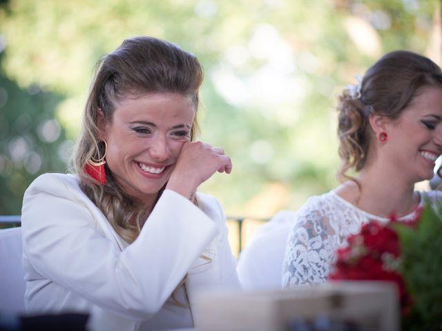 La boda de Patricia y Andrea en Galapagar, Madrid 15