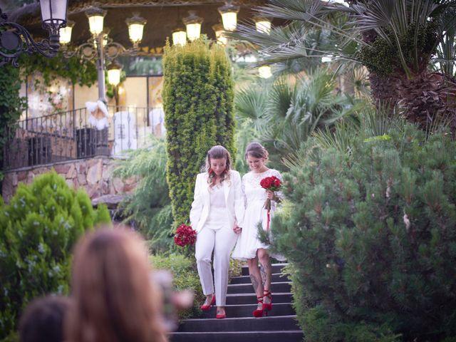 La boda de Patricia y Andrea en Galapagar, Madrid 19