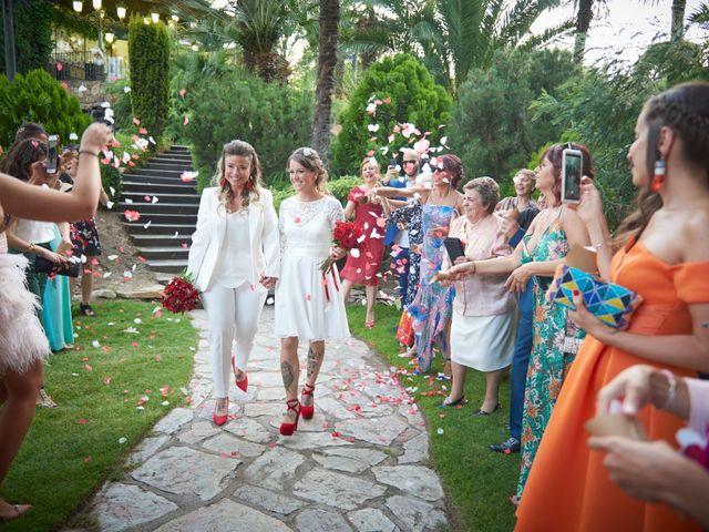 La boda de Patricia y Andrea en Galapagar, Madrid 20