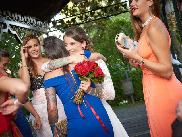 La boda de Patricia y Andrea en Galapagar, Madrid 21