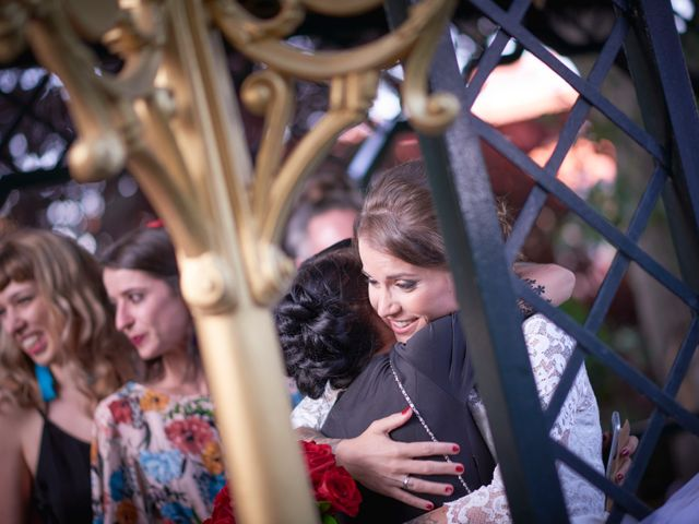 La boda de Patricia y Andrea en Galapagar, Madrid 22
