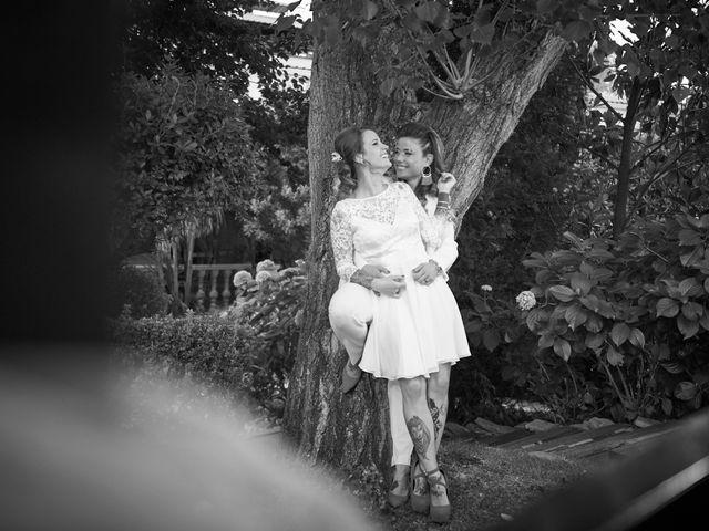 La boda de Patricia y Andrea en Galapagar, Madrid 25