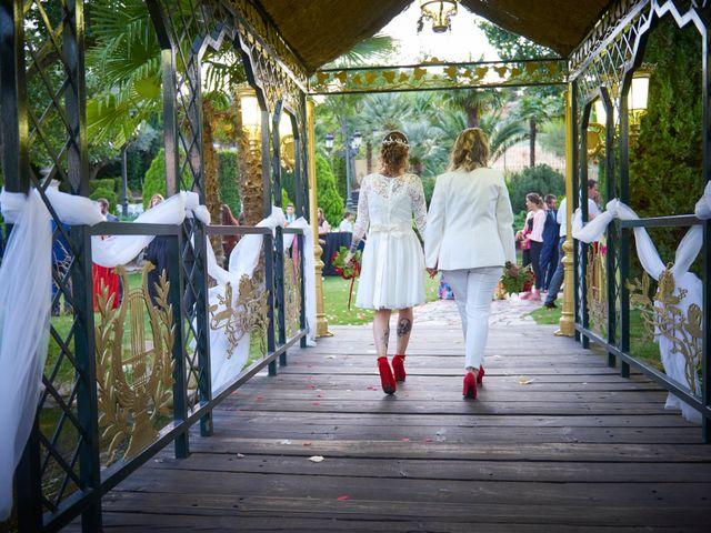 La boda de Patricia y Andrea en Galapagar, Madrid 27