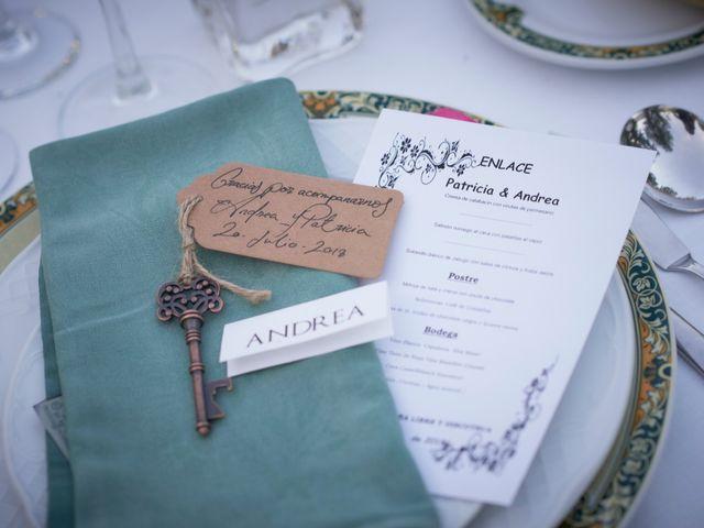 La boda de Patricia y Andrea en Galapagar, Madrid 30